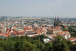 Brno View from Spilberk 128.JPG