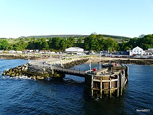 Brodick - Brodick Terminal - Original Pier