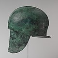 Bronze helmet of Illyrian type MET DP105502.jpg