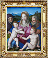 Bronzino - La Sainte Famille avec sainte Anne et le petit saint Jean-Baptiste 01.jpg