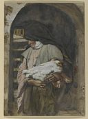 Brooklyn Museum - Saint Anne (Sainte Anne) - James Tissot - overall.jpg