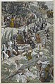 Brooklyn Museum - The Procession on the Mount of Olives (Le cortège sur le mont des Oliviers) - James Tissot.jpg