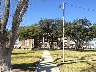 Brooks County, Texas - Image: Brooks County Courthouse, Falfurrias, Texas