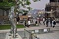 Bruce Lee Statue at the Avenue of Stars, Hongkong (Ank Kumar) 09.jpg