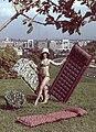 Budapest I., a Palma Gumigyár reklámfotója. Fortepan 17477.jpg