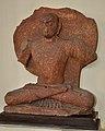 Buddha - Circa 1st Century CE - Mathura Bypass - ACCN 86-148 - Government Museum - Mathura 2013-02-24 5965.JPG