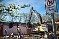 Building A demolition Chilliwack North-12 (25572338743).jpg