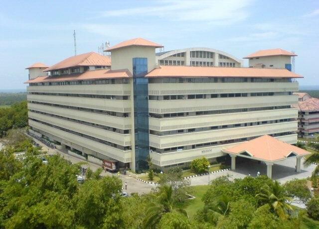 Building BHAVANI in Technopark, Trivandrum