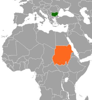 Bulgaria–Sudan relations Diplomatic relations between the Republic of Bulgaria and the Republic of the Sudan