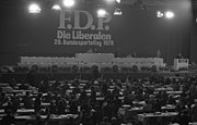 Bundesarchiv B 145 Bild-F054878-0019A, Mainz, FDP-Bundesparteitag