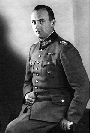 Kurt Daluege - Daluege in 1933
