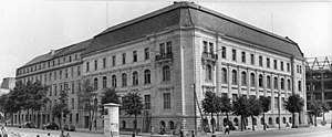Berlin-Brandenburg Academy of Sciences and Humanities - The Academy of Sciences of the DDR, the AdW (1950)