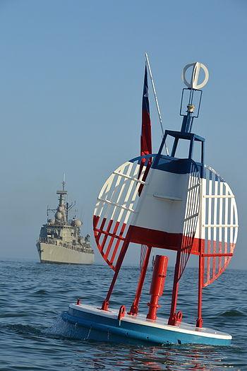 Buques Escuadra Nacional - Armada de Chile