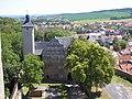 Burg Ranis Vorburg2.JPG