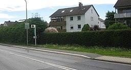 Industriestraße in Bad Emstal
