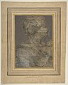 Bust Of an Old Woman in Profile to Right MET DP811488.jpg