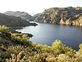 Butcher Jones Trail - Mt. Pinter Loop Trail, Saguaro Lake - panoramio (38).jpg