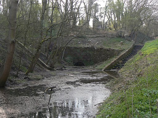 Butterley Tunnel - geograph.org.uk - 1805393