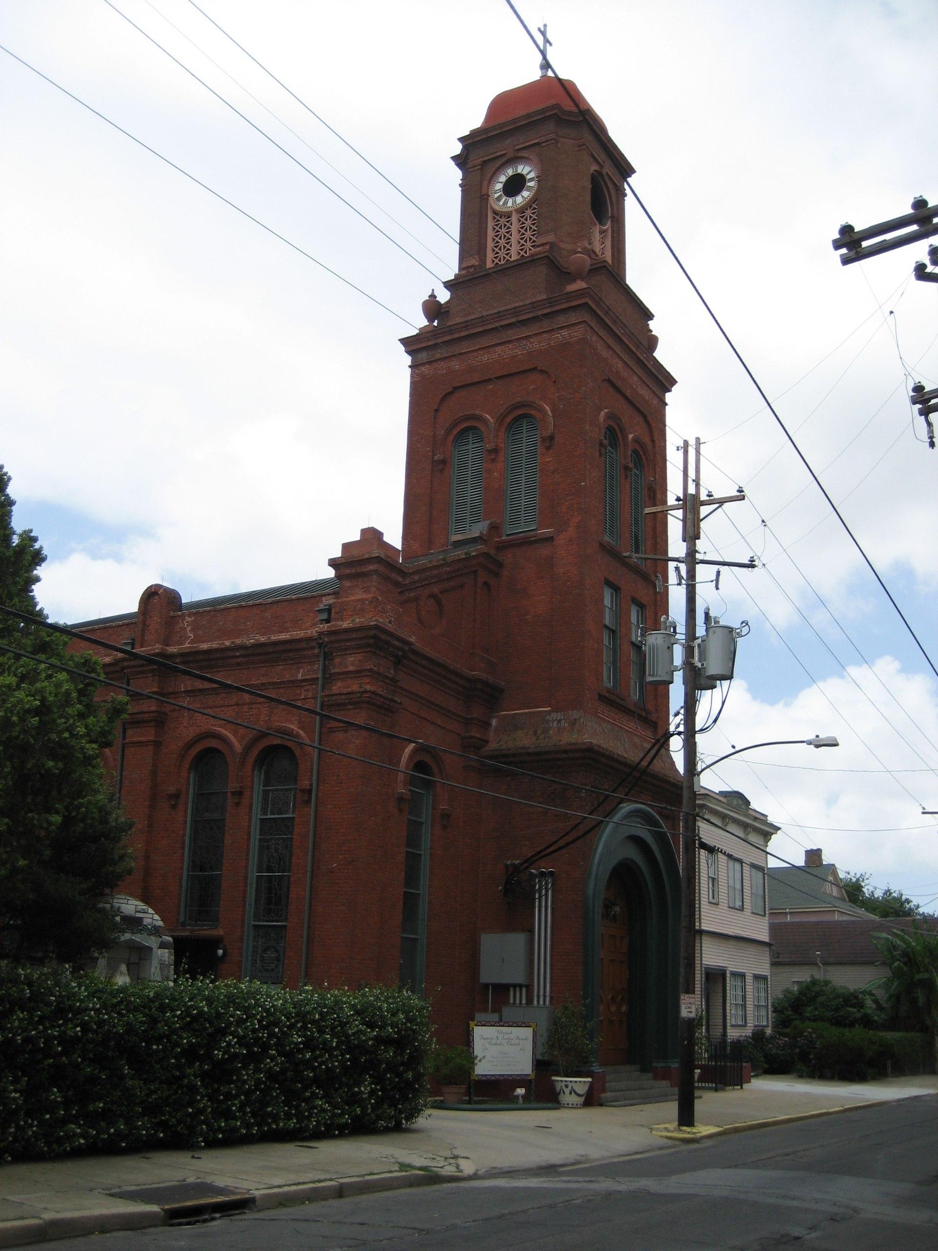 St. Vincent De Paul Roman Catholic Church (New Orleans ...