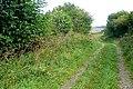 Byway towards Greenrigg - geograph.org.uk - 1520198.jpg