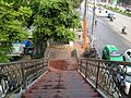 Cầu vượt, Đại Cồ Việt, Hà Nội 002.JPG