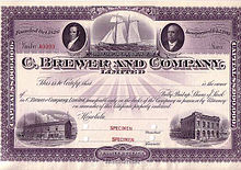 http://upload.wikimedia.org/wikipedia/commons/thumb/3/34/C.Brewer_and_Company_Specimen_Stock_Certificate,_made_by_American_Bank_Note_Co..jpg/220px-C.Brewer_and_Company_Specimen_Stock_Certificate,_made_by_American_Bank_Note_Co..jpg