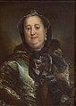 C.G. Pilo - Portræt af hertuginde Antoinette Amalie af Braunschweig-Wolfenbüttel - KMSst1HH - Statens Museum for Kunst.jpg