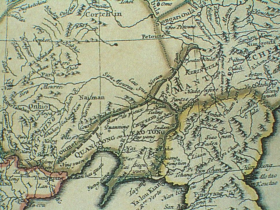 CEM-44-La-Chine-la-Tartarie-Chinoise-et-le-Thibet-1734-Liaodong-2755
