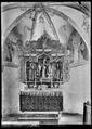 CH-NB - Kirchbühl, Kirche St. Martin, vue partielle intérieure - Collection Max van Berchem - EAD-6767.tif
