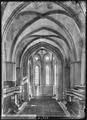 CH-NB - Lausanne, Église réformée Saint-François, vue partielle intérieure - Collection Max van Berchem - EAD-7322.tif