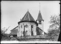 CH-NB - Lutry, Temple de Lutry, vue d'ensemble extérieure - Collection Max van Berchem - EAD-7331.tif