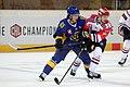 CHL, HC Davos vs. IFK Helsinki, 6th October 2015 21.JPG