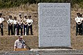 CMC and SMMC at Iwo Jima 150321-M-SA716-161.jpg