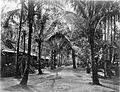 COLLECTIE TROPENMUSEUM Een straat te Moeara Menkoelem in het district Rawas op Sumatra TMnr 60002796.jpg