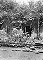 COLLECTIE TROPENMUSEUM Overwoekerde ruïne van het fort te Lariké TMnr 10002095.jpg