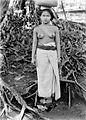 COLLECTIE TROPENMUSEUM Portret van een Balinese vrouw TMnr 10026852.jpg