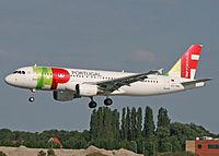 CS-TNN - A320 - TAP Portugal