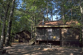 North Toledo Bend State Park - Cabin at the park