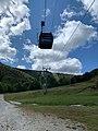 Cable Car In Killington Mountain.jpg
