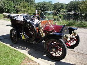 Cadillac Model Thirty - Image: Cadillac Model 30 Touring 1908 (6031928677)
