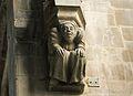 Caen église Saint-Sauveur cul de lampe.JPG