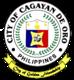 Official seal of Cagayan de Oro