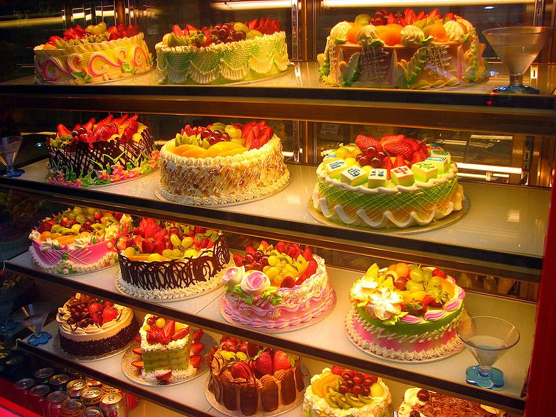 Vegan Cake Shop London
