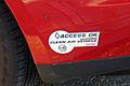 Cal white sticker Model S 04 2015 Berkeley 1845.JPG