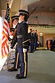 California National Guard Honor Guard retire the colors (9255648895).jpg