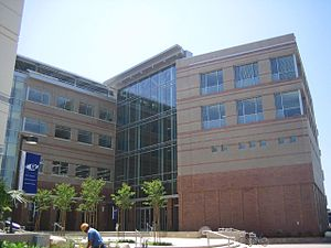 Henry Samueli School of Engineering - Calit2 building at UCI