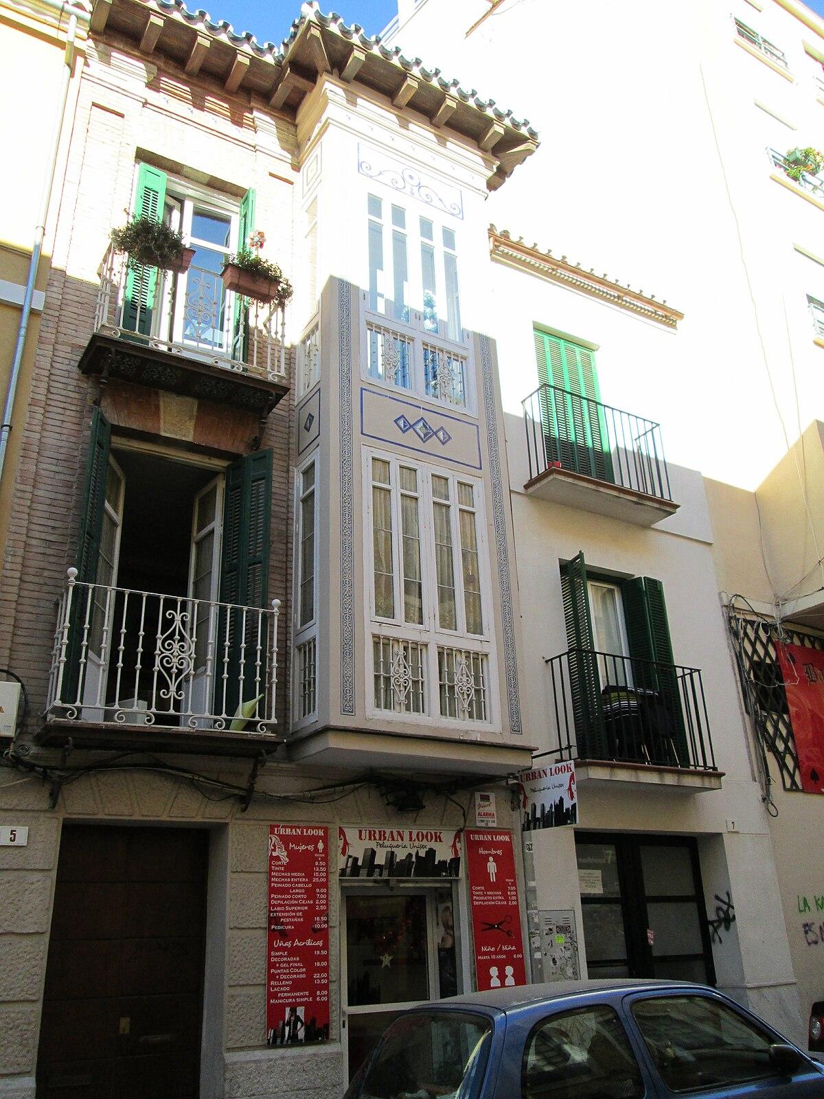 Filecalle Mariblanca 5 Málagajpg Wikimedia Commons