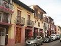Calle diego de Mazariegos, San Cristobal de las Casas. - panoramio.jpg