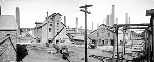 Red Jacket, Calumet, Mining, Copper Mining, Copper Country, Copper, Sylvester, Verville, Bourbout
