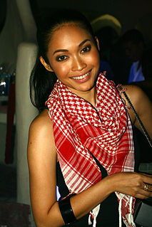 Camelia Malaysian musician